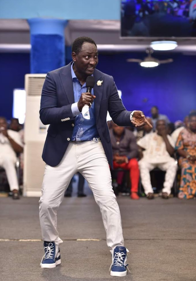 "Don't Drag Prophet Jeremiah into your Dirty Gossip"" -Popular Billionaire Business Tycon Ehi Ogbebor warns bloggers"