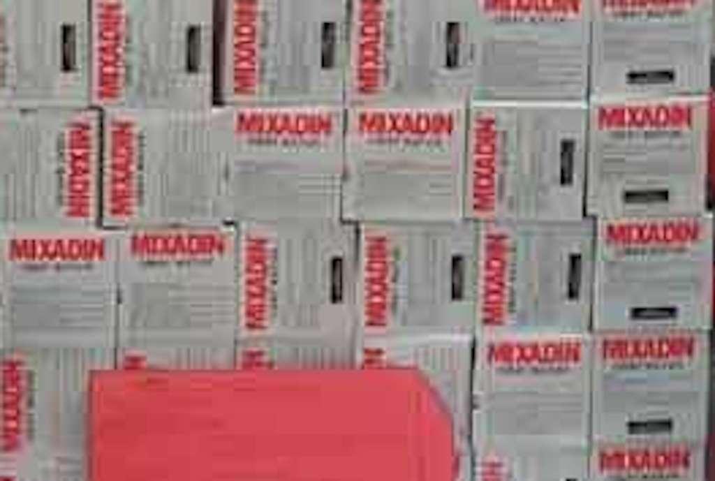 Polisi Amankan Pelaku Kelontongan bersama 12.800 butir Obat Seledryl dan Mixadin