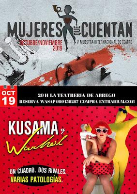 Inauguramos o Festival MUJERES Que Cuentan'19!
