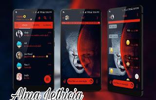 Joker Theme For YOWhatsApp & Fouad WhatsApp By Alma Lethicia
