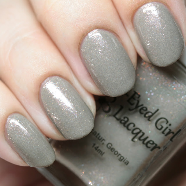 Blue-Eyed Girl Lacquer North from 9 3/4