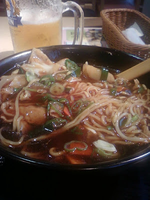 starchy sauce ramen