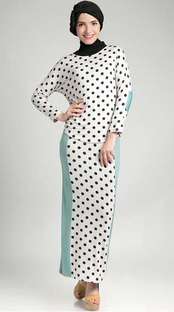 Desain Baju Muslim Modern