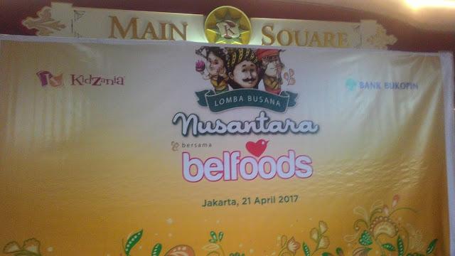 Mengenalkan Sosok Kartini Dan Cinta Tanah Air Pada Anak di Kidzania Bersama Belfood