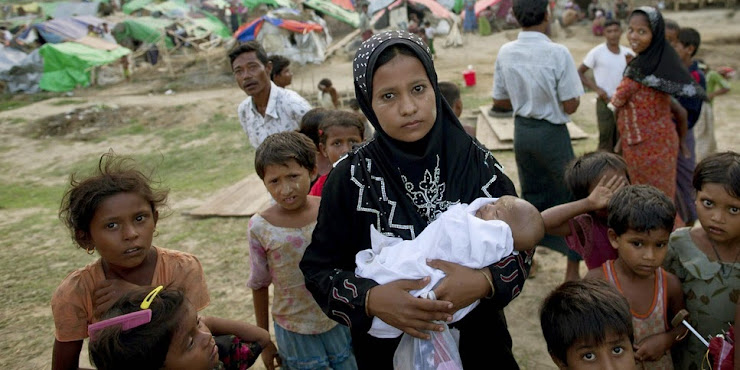 "Rohingya: ""Kami Sedang Menghadapi Kepunahan"""