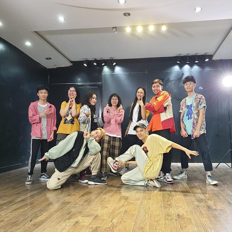 [A120] Hà Nội: Địa chỉ học nhảy HipHop tại Đống Đa tốt nhất