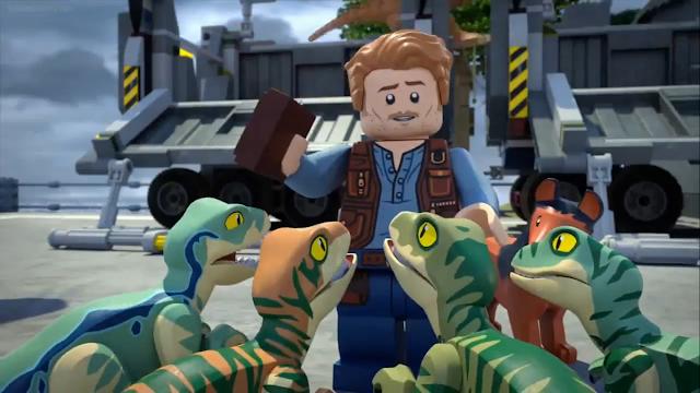 Lego Jurassic World The Secret Exhibit in Hindi HD 2