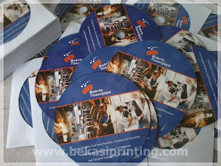 Cetak Label CD