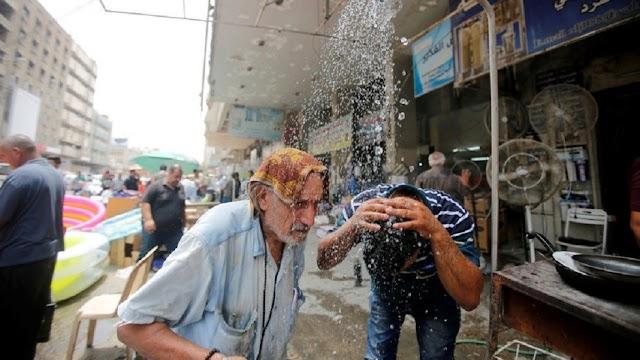 سقوط ثاني ضحايا ارتفاع درجة الحرارة في الكويت