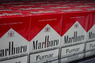 quanti pacchetti di sigarette in aereo?