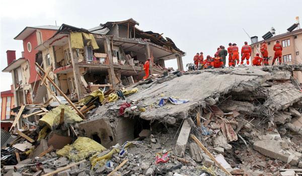 Paragraph on Earthquake