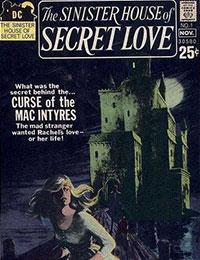 Read The Sinister House of Secret Love comic online