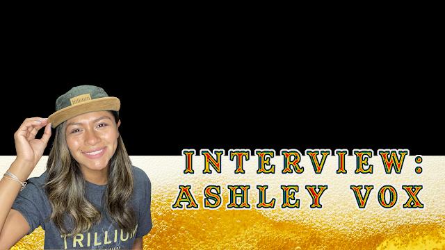 VIDEO: Ashley Vox Interview
