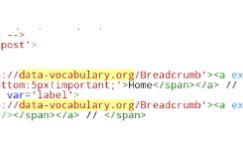 Cara Mengatasi data-vocabulary.org schema deprecated Google Webmster