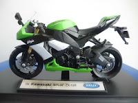 miniatur motor ninja 250 replika motoran pajangan trail balaphonda cbr