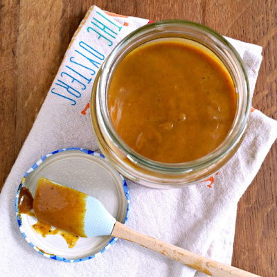 Carolina - style Mustard BBQ Sauce