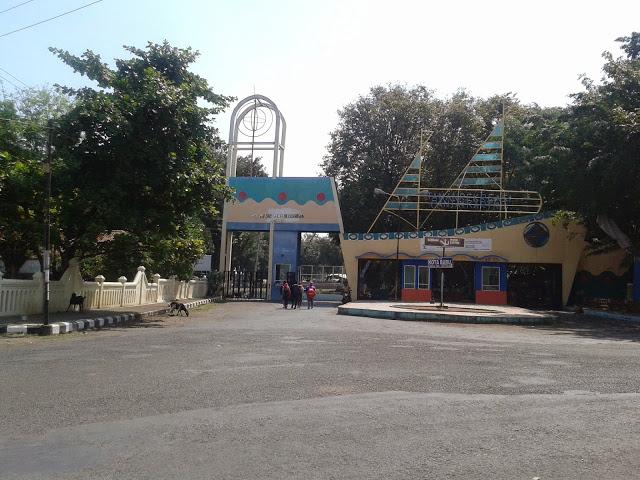Pintu Gerbang Pantai Kartini Jepara