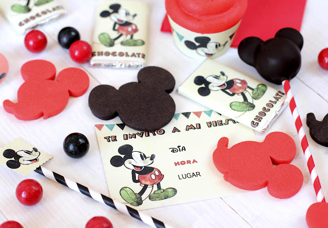 Mickey Mouse free printable