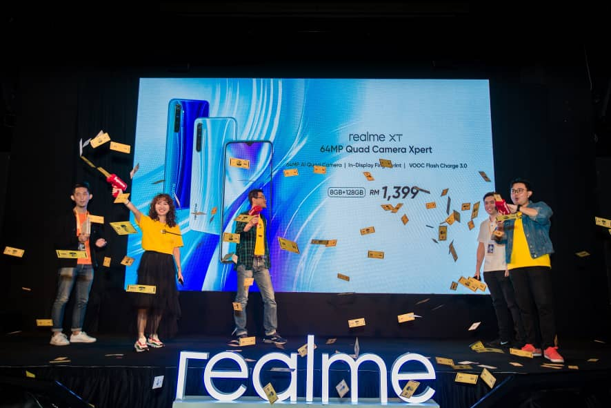 realme XT, 64MP Snapdragon Quad Camera, realme, Qualcomm® SnapdragonTM 712, Rawlins Tech, Rawlins GLAM, affordable smartphone