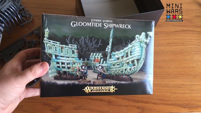 Unboxing Gloomtide Shipwreck