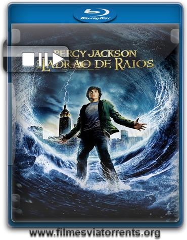 Percy Jackson e o Ladrão de Raios Torrent - BluRay Rip 1080p Dublado