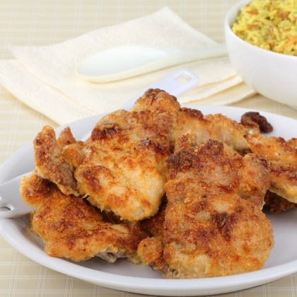Hidden Valley® Recipes - Original Ranch Crispy Chicken | Spoonful