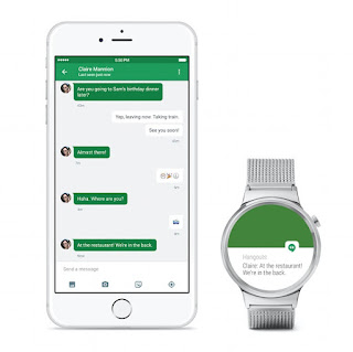 Google's Android Wear smartwatches now work with iPhones