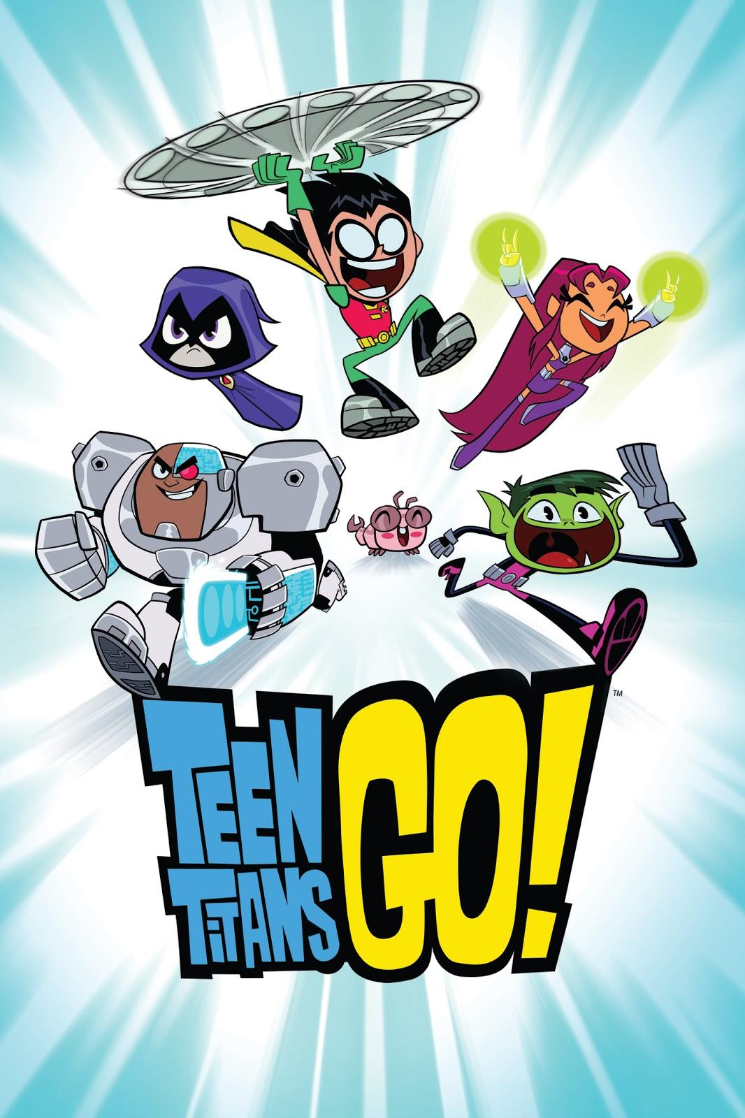 Teen Titans Go S1 E1