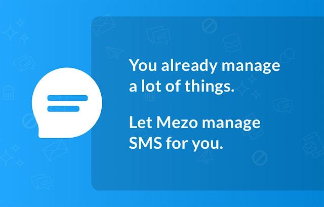 قم بتنزيل Mezo- رسائل نصية متقدمة ، منظم ، رسائل تذكير - إدارة رسائل SMS متكاملة وذكية لهواتف الاندرويد