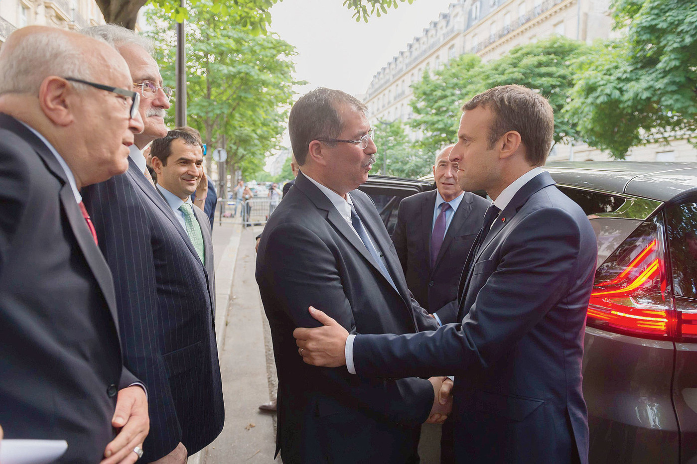 Macron: the history of sexual perversions