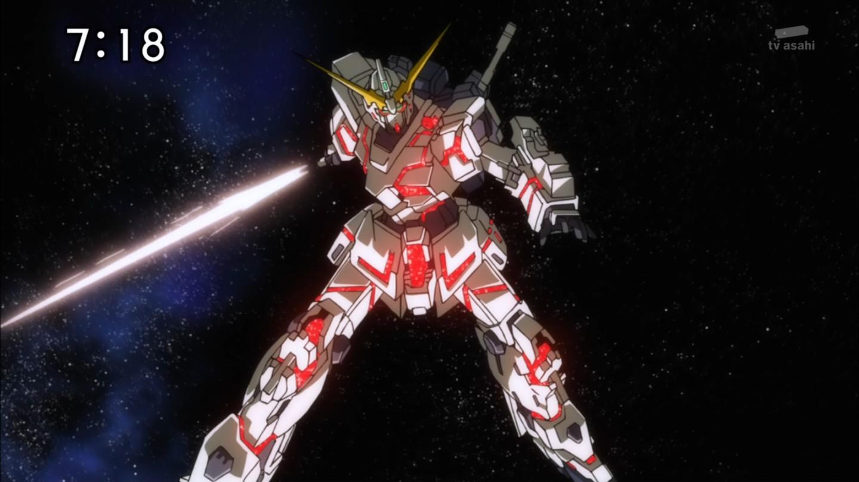 機動戦士ガンダムユニコーン RE0096 第20話 「ラプラスの箱」
