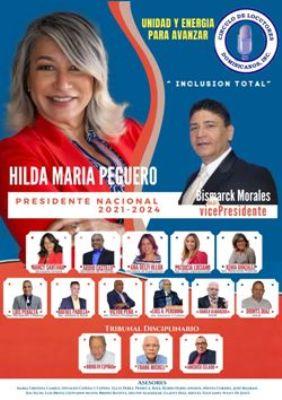 Hilda Peguero presidente CLD