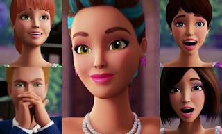 Barbie in Rock 'N Royals (2015) Gallery