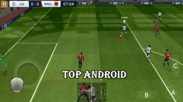 Dream League Soccer 2020 Gold Edition Android Mod Money