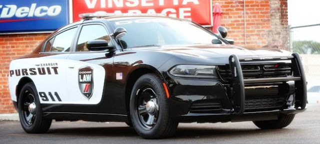 2018 Dodge Charger Pursuit Release Date and Price