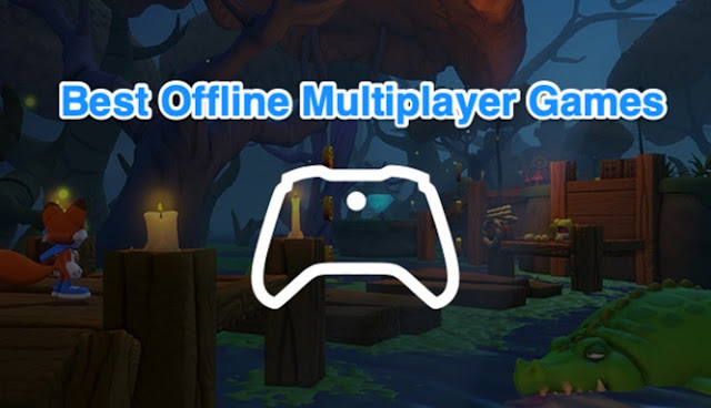 Wi-Fi Hotspot Offline Multiplayer Game For Mabar Without Internet