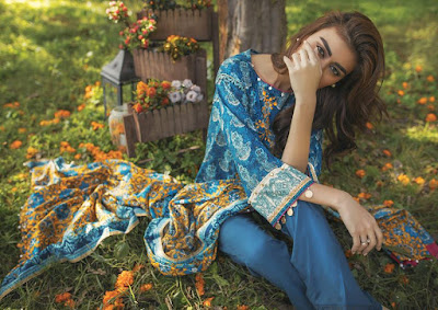 Alkaram Lawn Collection 2017 in Pakistan with Price