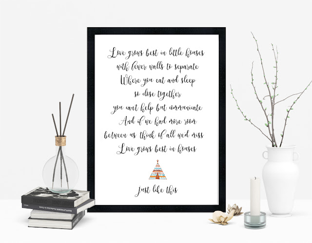 illustrated quotes on Etsy