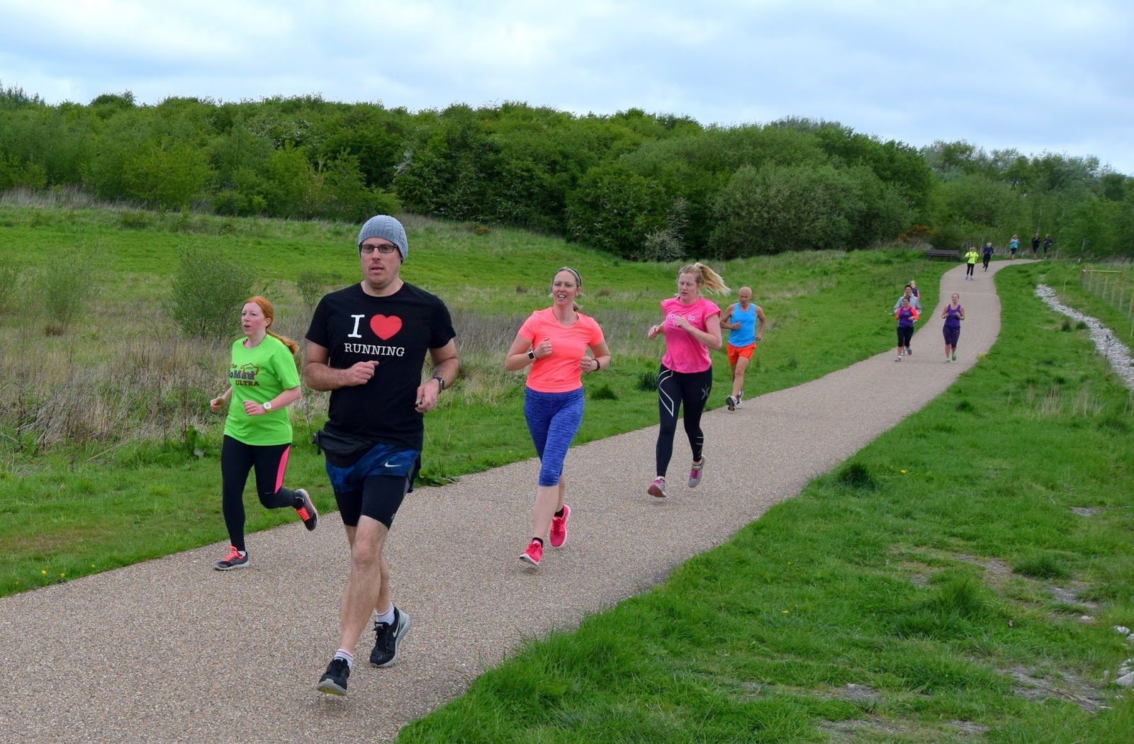 Parkrun Fun In Gedling, Nottingham Want To Join Us?