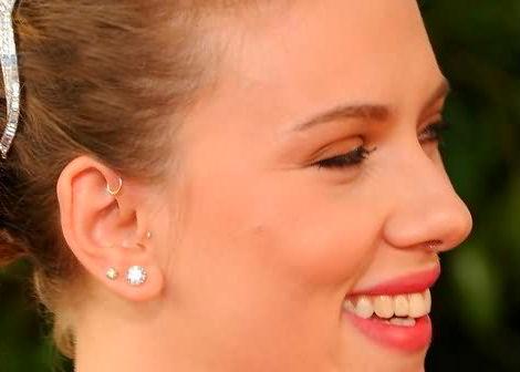Quer um piercing na orelha? Veja os tipos mais populares!