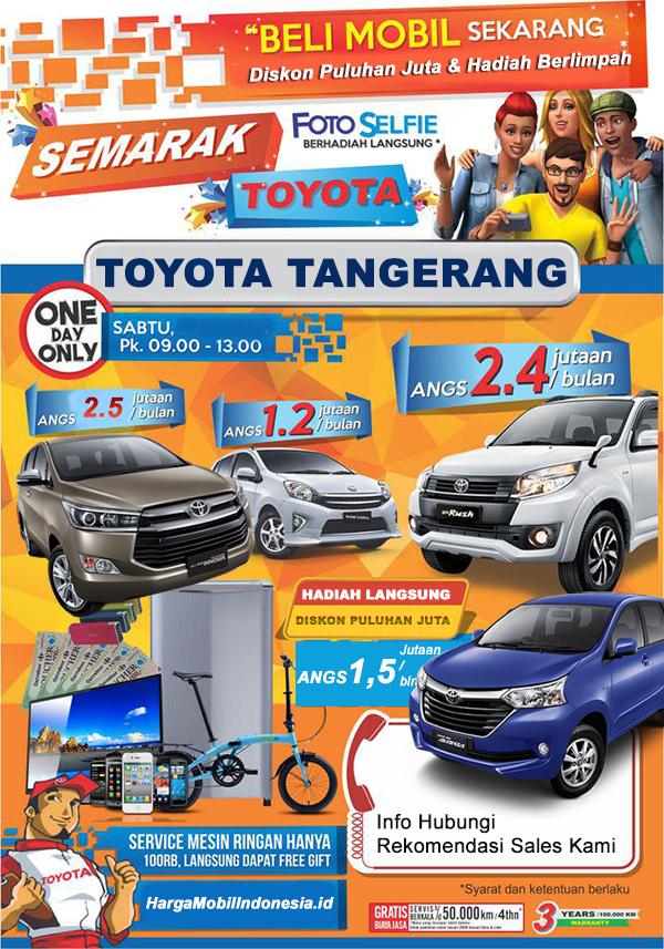 Toyota Tangerang