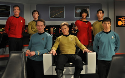 Star Trek: Continues cast