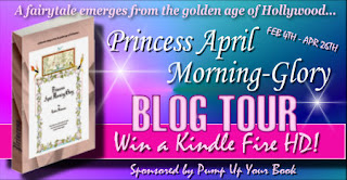princess april morning glory banner