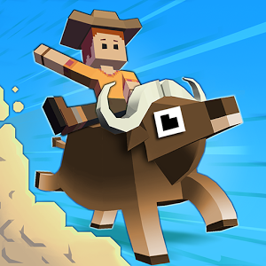 Rodeo Stampede: Sky Zoo Safari Apk Mod Money v1.0.1 Terbaru
