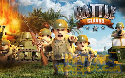 Download Battle Island Latest Version 2.3.3 APK MOD (Unlimited Gold)