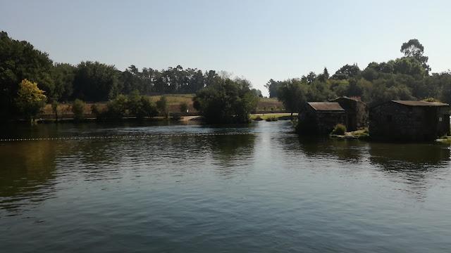 Rio Cávado e Azenhas