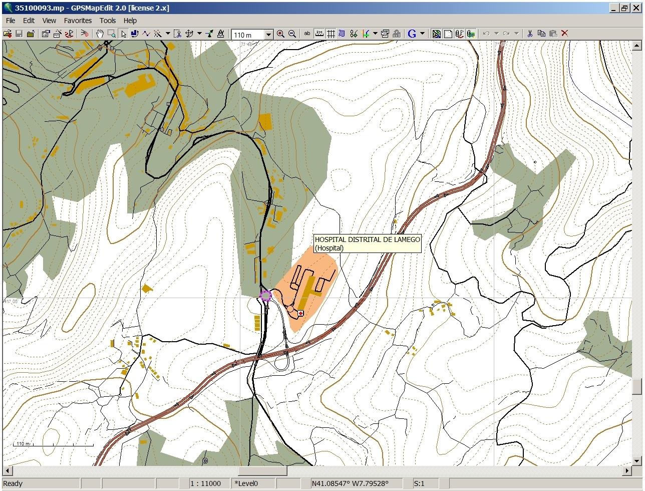 Topolusitania Mapa Topografico De Portugal Para Gps Em Formato