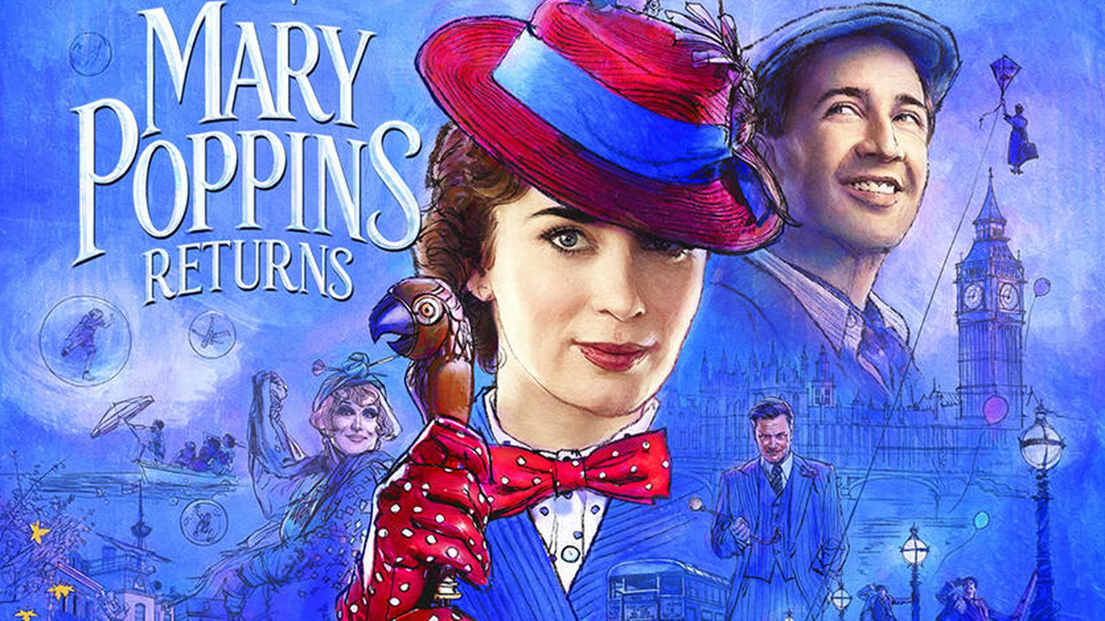 Videos: Mary Poppins Returns in this Special Look