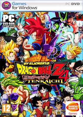 DRAGON BALL Z: BUDOKAI TENKAICHI 4 (VERSION LATINA 2017