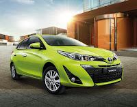 Tempat Kredit Mobil Toyota All New Yaris